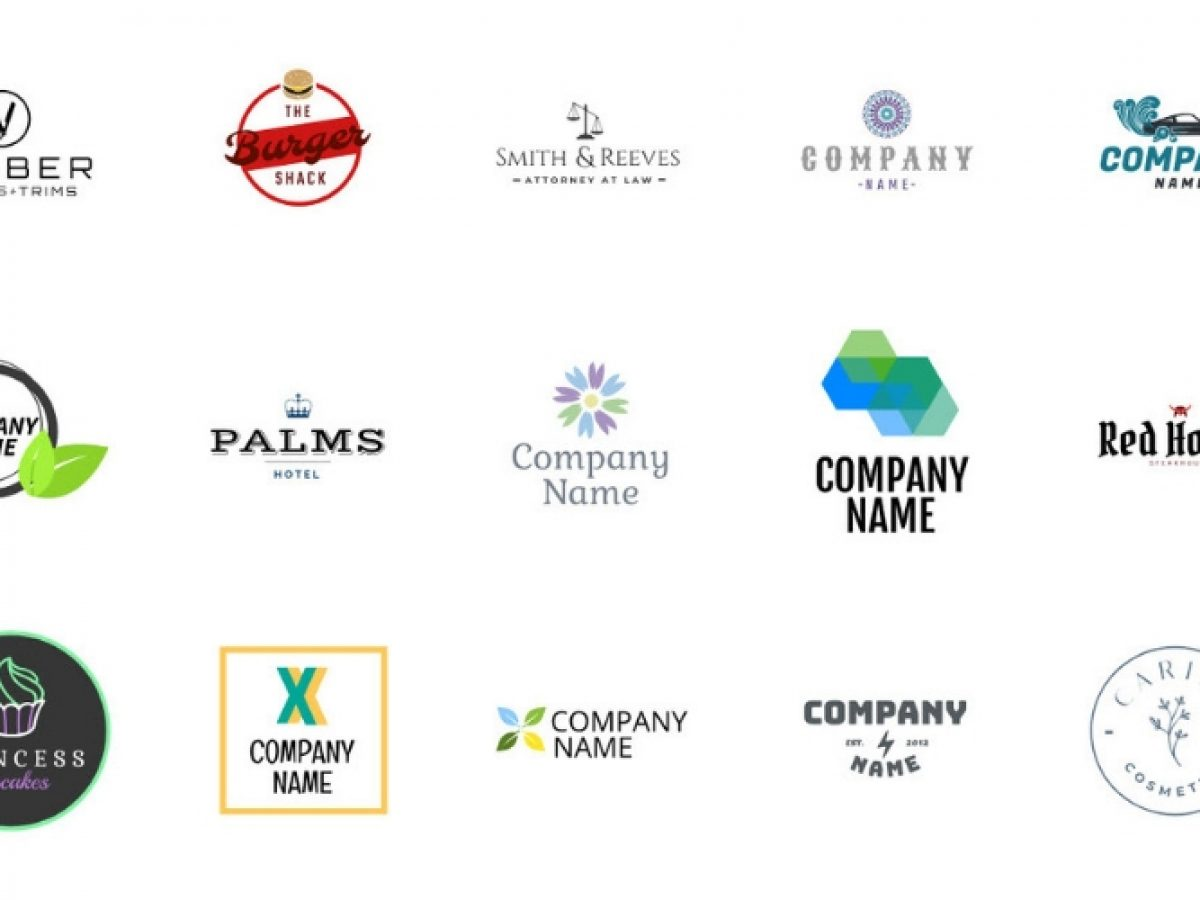Unlimited Revisions Professional Bespoke Business Logo Design Cheap /& Fast