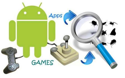 I will test your Android app or game
